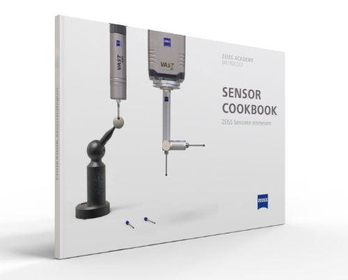 ZEISS Sensor Cookbook - German Edition product photo Front View L